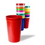 Verkeerslicht Rood oranje groen cups stadium-cup-22oz-extralarge